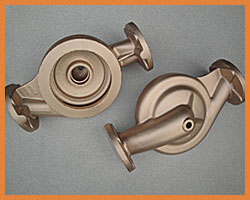 Brass Sand Castings & Bronze Sand Castings